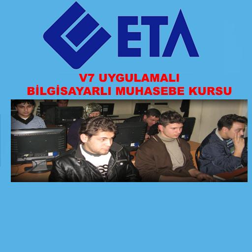 Eta-V7 Uygulamalı Bilgisayarlı Muhasebe Kursu